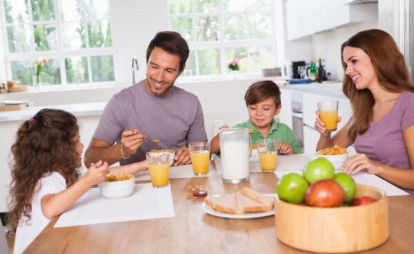 desayuno-familiar